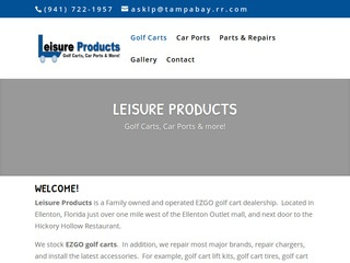 Leisure Products