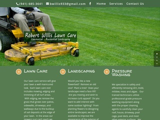 Robert Willis Lawn Care