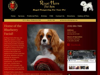 Royal Heirs Pet Spa