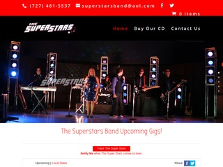 The Super Stars Band